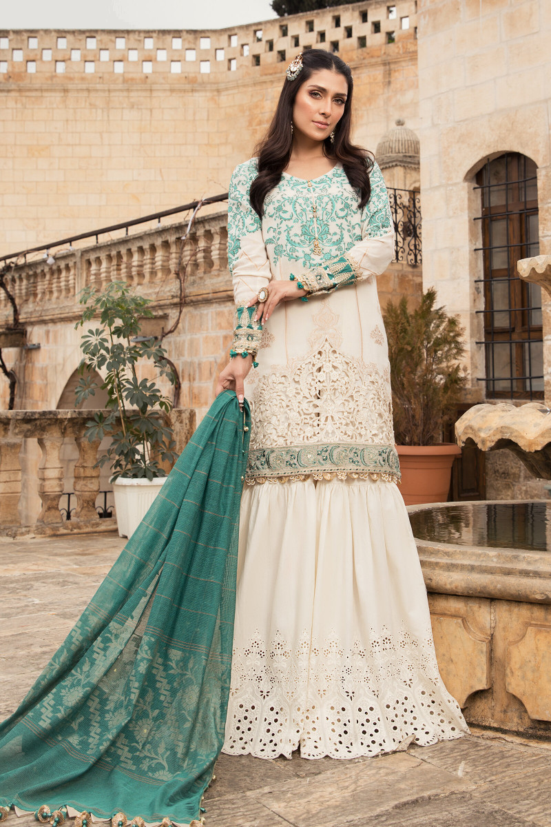 Maria B D03 A Lawn Collection