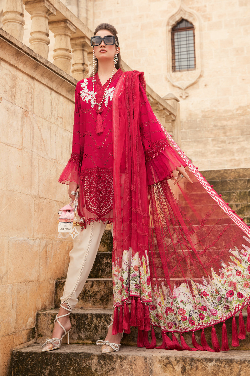 Maria B D05 B Lawn Collection
