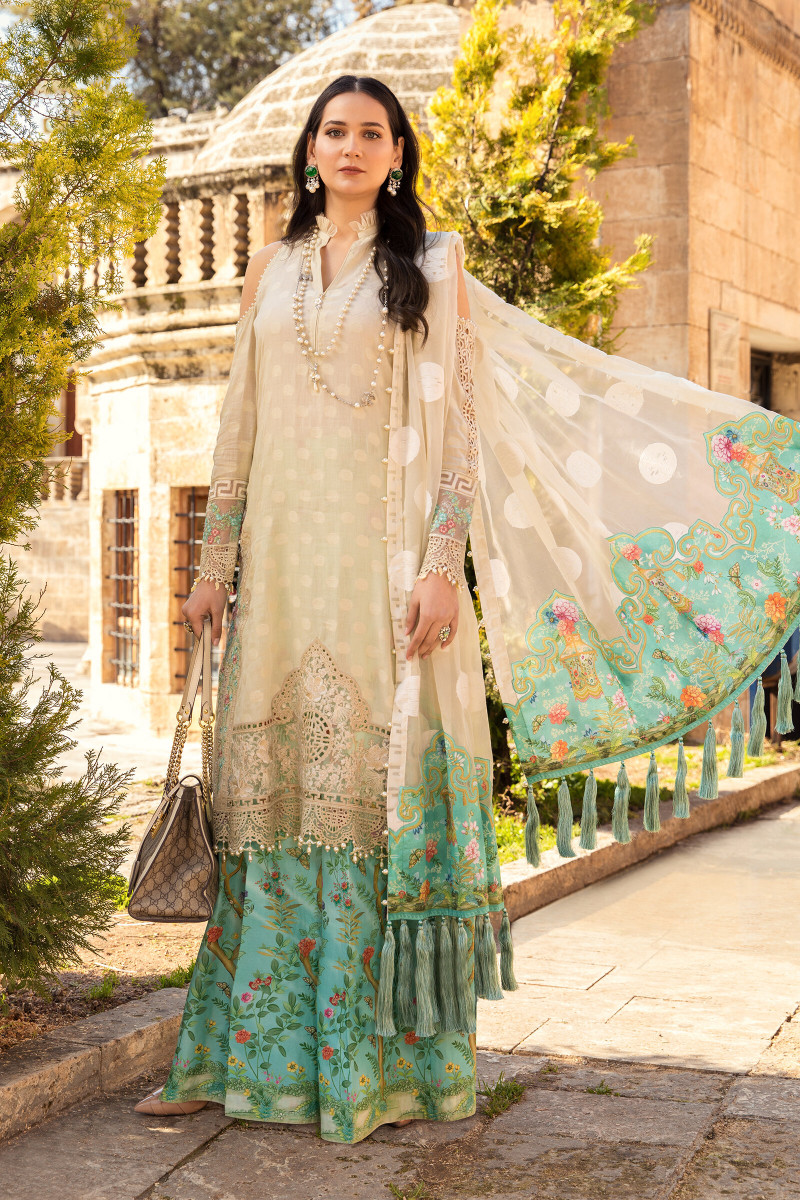 Maria B D07 A Lawn Collection
