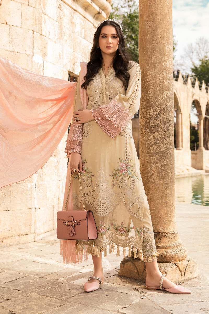 Maria B D09 B Lawn Collection