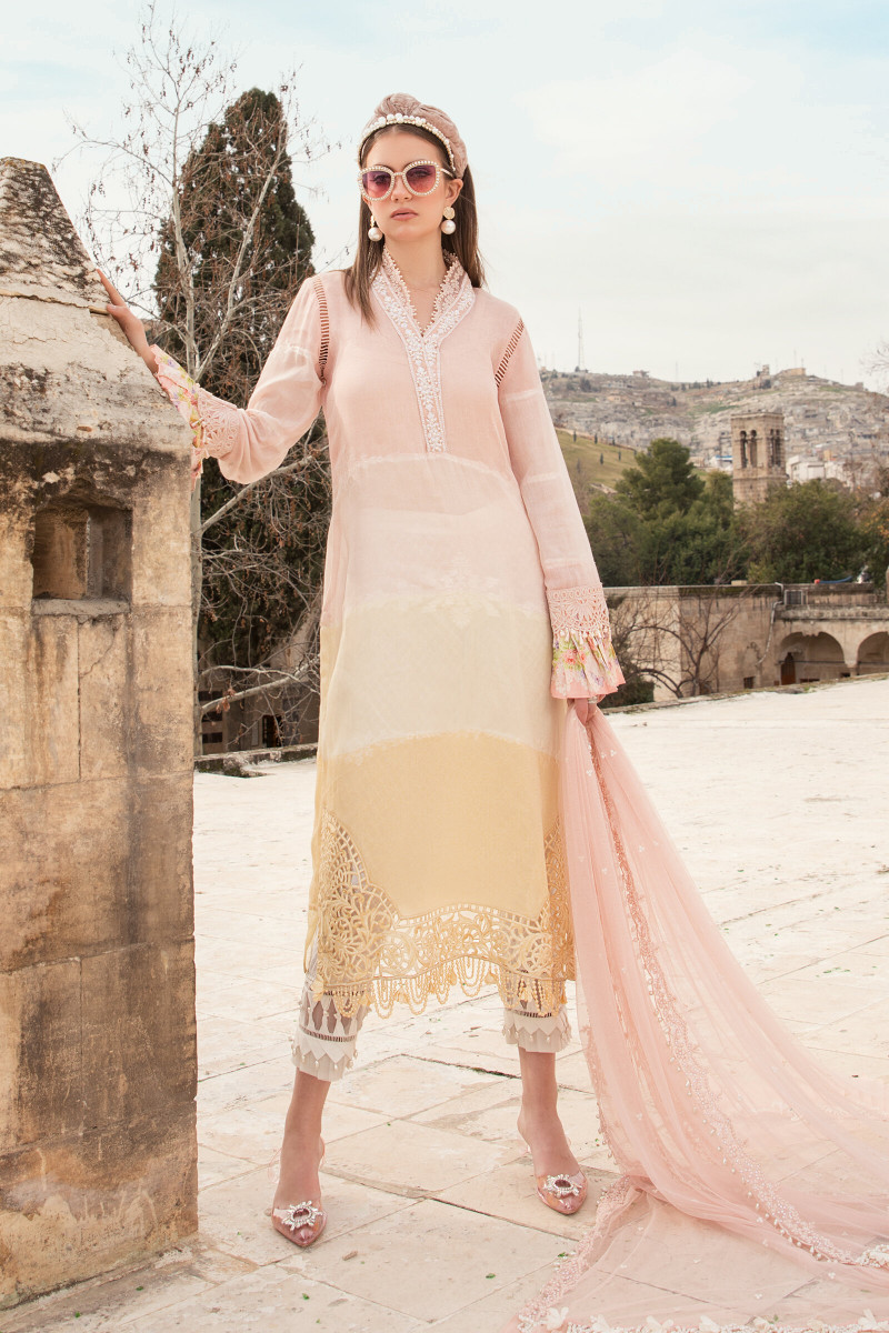 Maria B D12 A Lawn Collection
