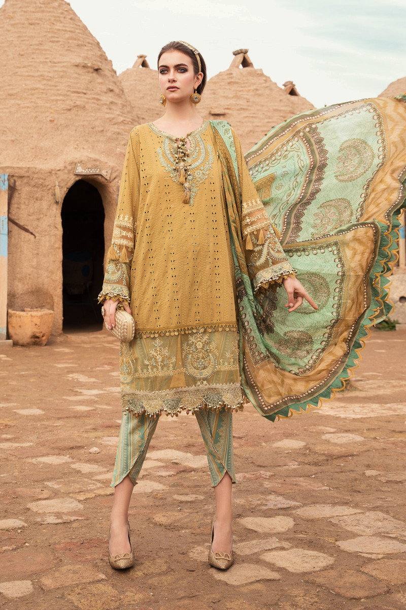 Maria B D13 A Lawn Collection