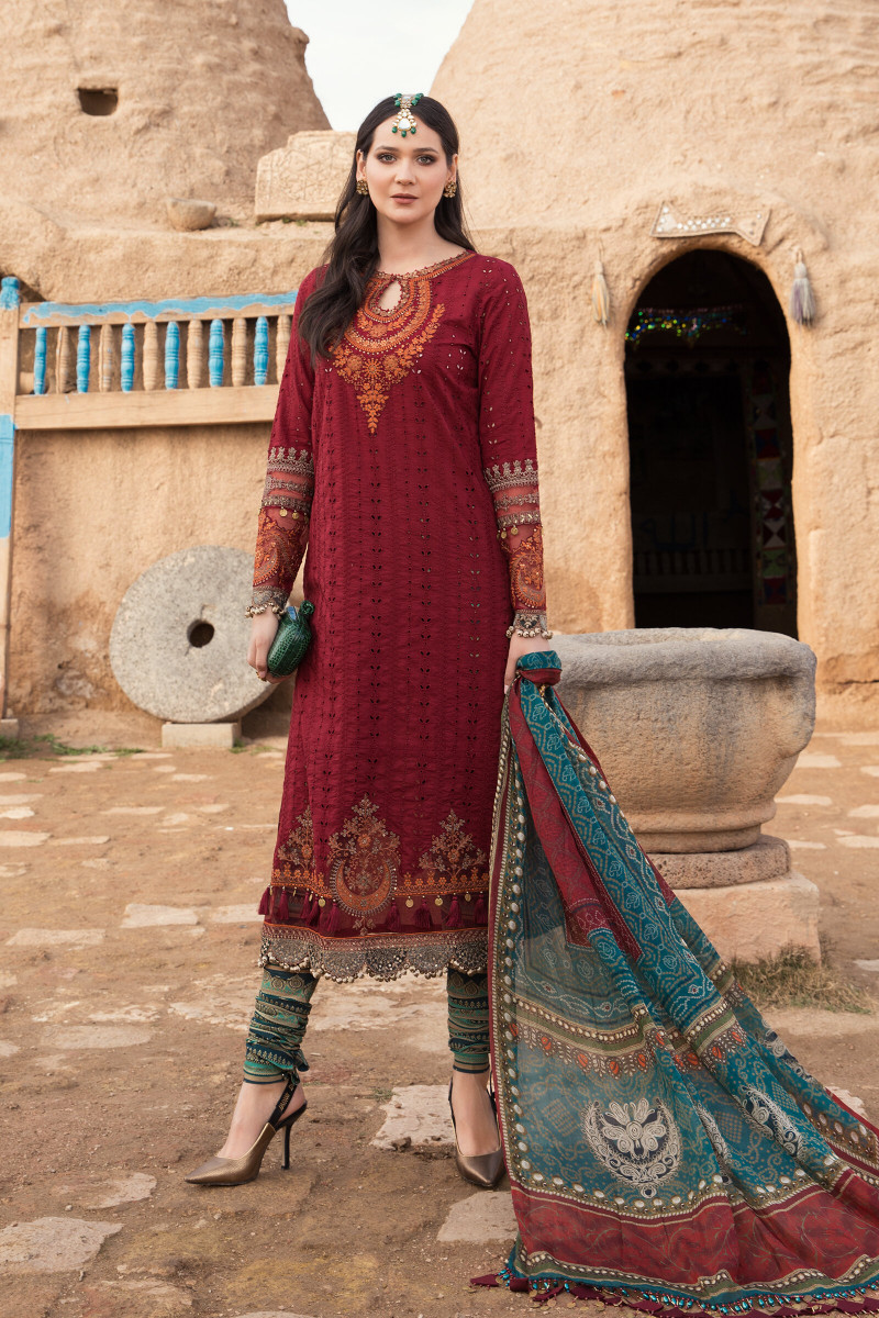 Maria B D13 B Lawn Collection