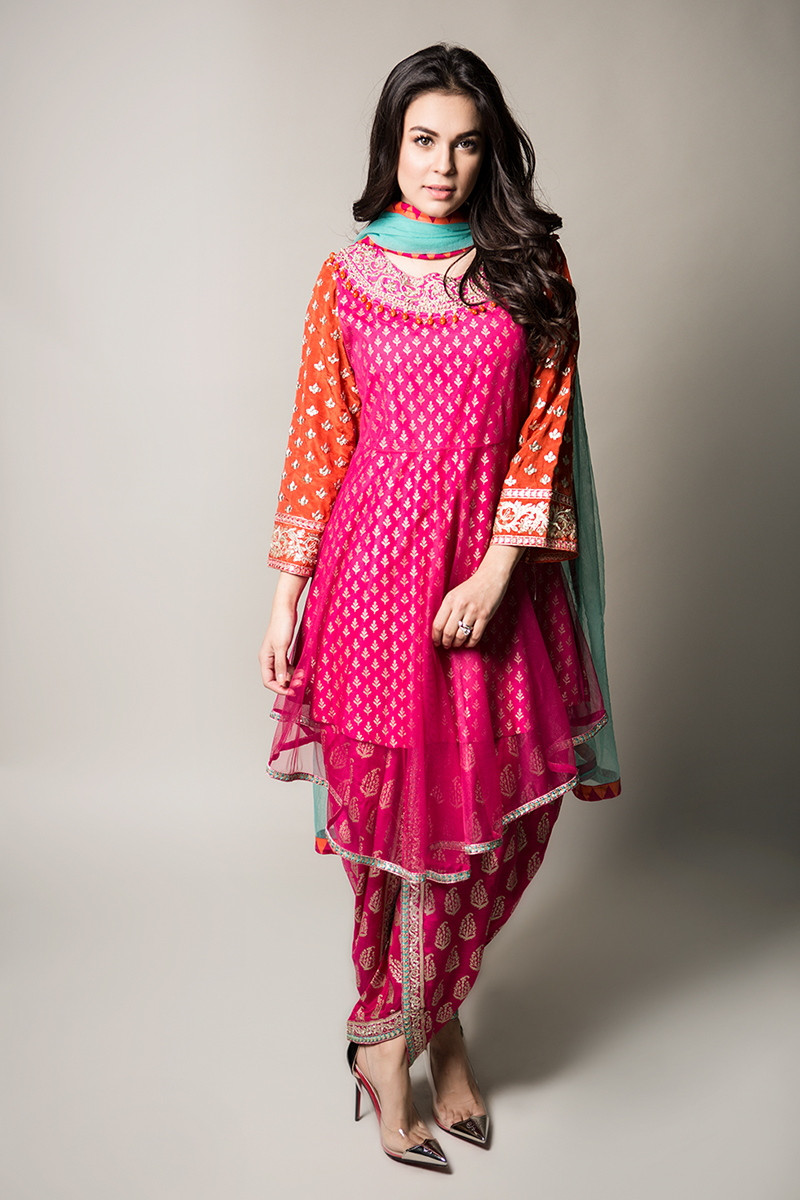 Suit Pink SF-1529