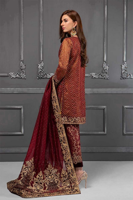 Suit Deep Ruby BDS-1503