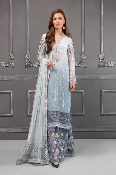 Suit Powder Blue BDS-1507
