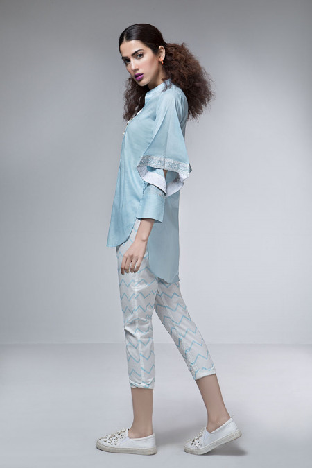 Suit Sky Blue DW-2055