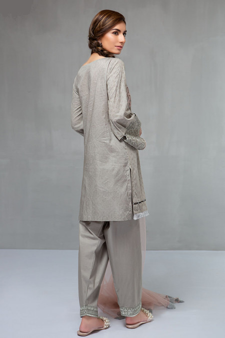 Suit Grey DW-2091