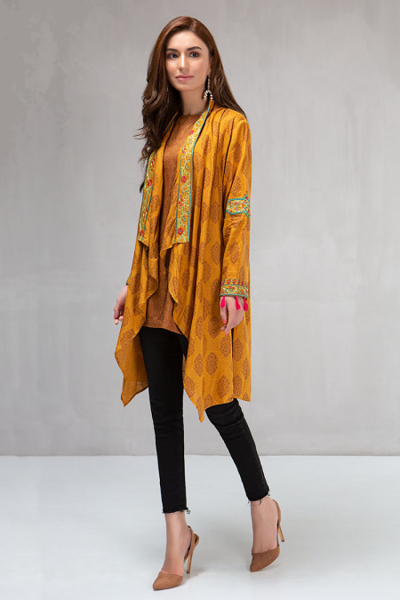 Suit Yellow DW-2146