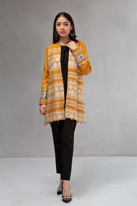 Suit Yellow DW-2158