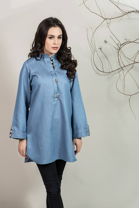 Shirt Light Blue KT-34