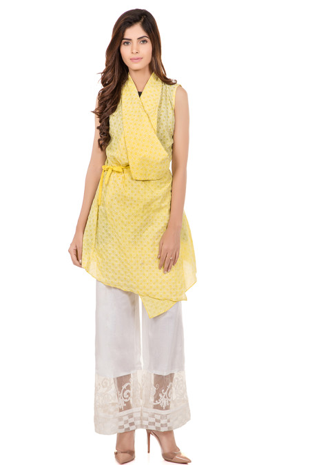 Shirt Yellow KT-010