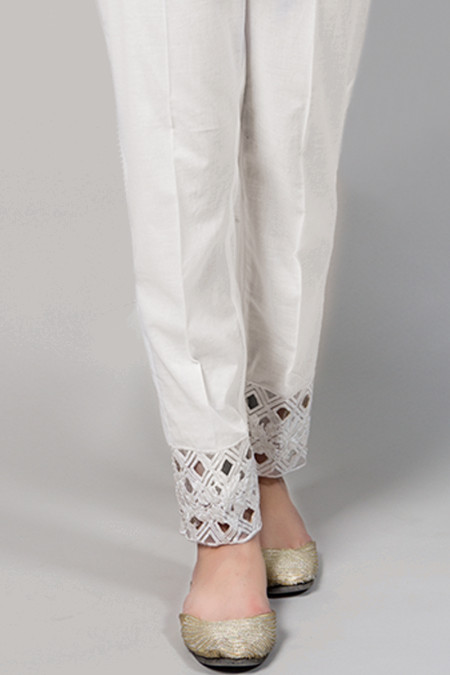 Trouser White KTR-42
