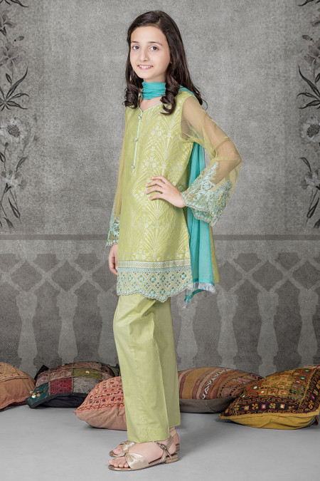 Suit Green MKD-208