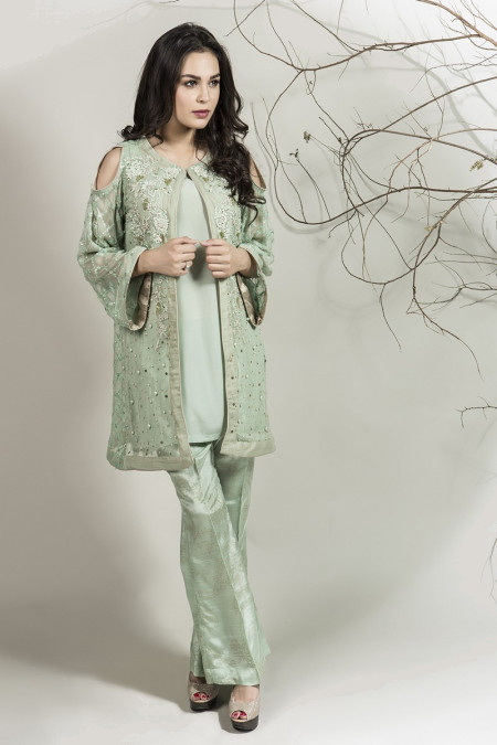 Suit Light Green SF-1523