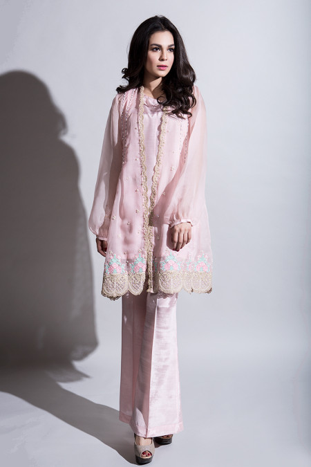 Suit Light Pink SF-1531