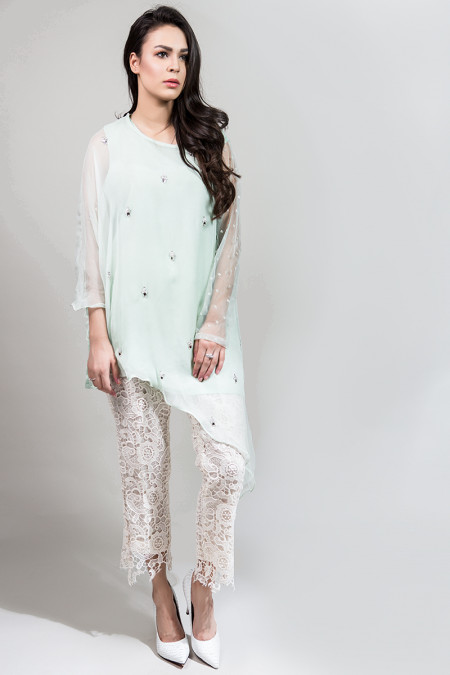 Suit Light Green SF-1549