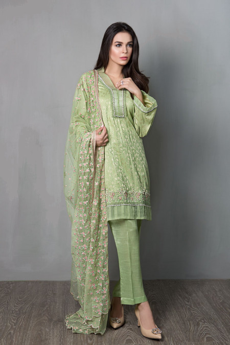 Suit Light Green SF-1563