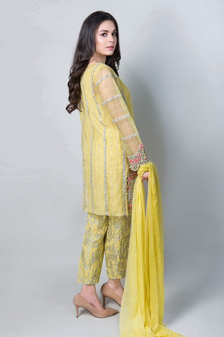 Suit Yellow SF-1573