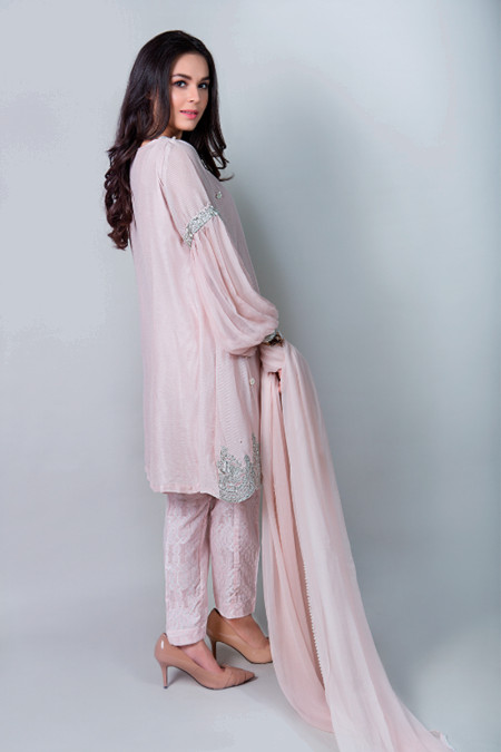 Suit Light Pink SF-1575