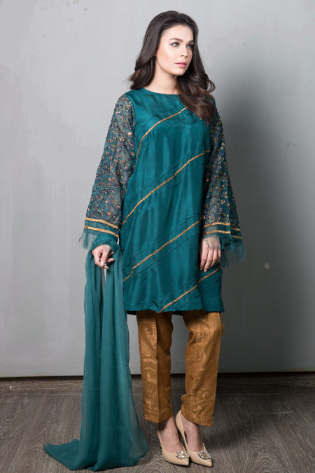 Suit Green SF-1576