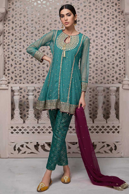 Suit Green SF-1587
