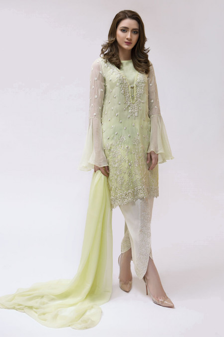 Suit Yellow SF-1596