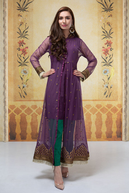 Suit Purple SF-1622