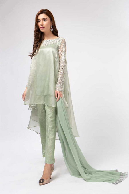 Suit Sea Green SF-1656