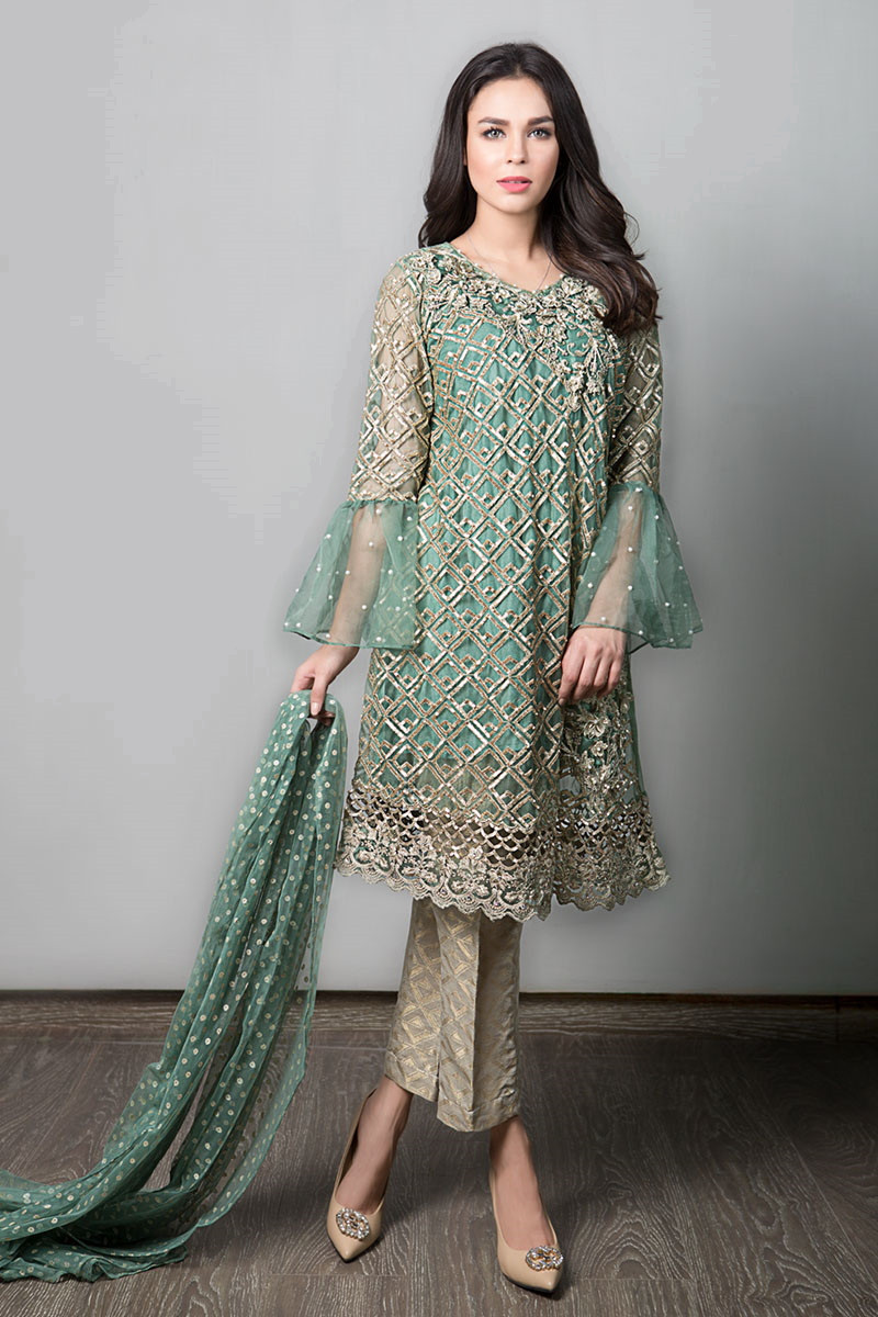 Suit Green SF-1580