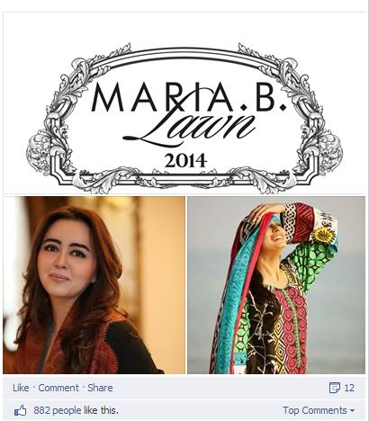 MARIA.B. - Me & My Wedding - Facebook - 13th March 2014 (2)