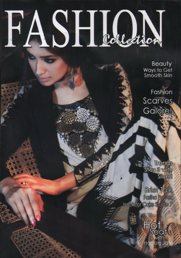 Maria B - Fashion Collection - Issue 196 2014