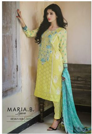 MARIA.B. - Nayab Loves - 25th March 2015 (2)