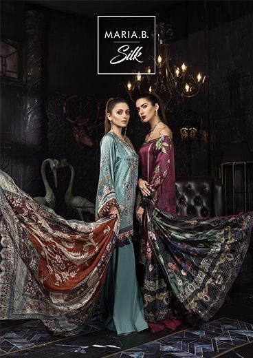 b8b189a296 Unstitched Silk Collection