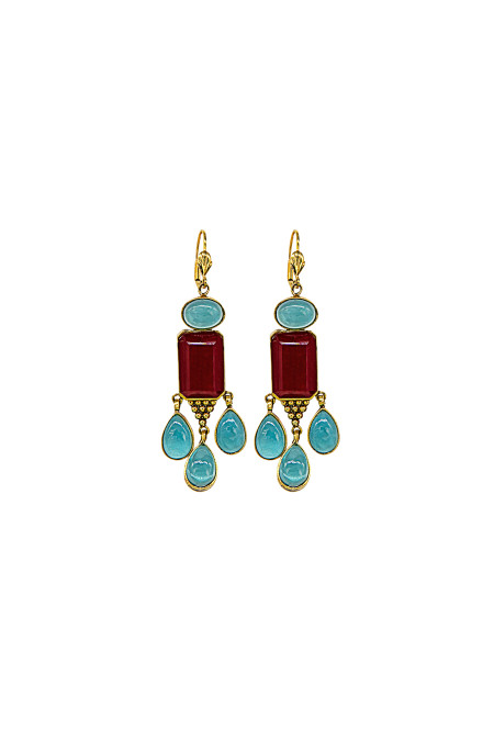 JER-001-Sky Blue and Maroon