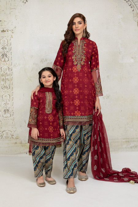 Suit Red MKD-EA21-21