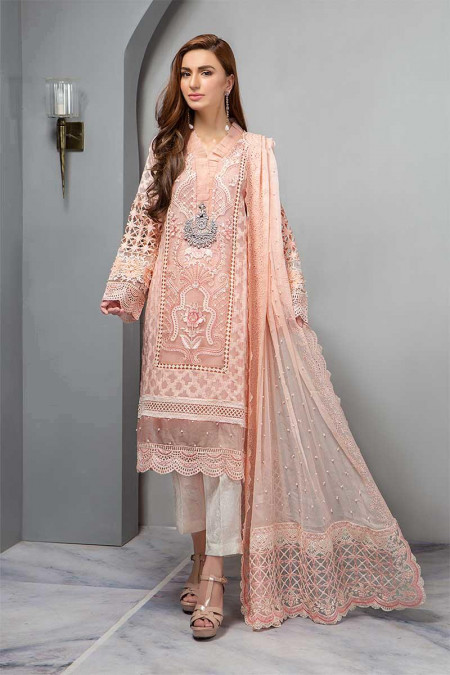 Suit Peachy Pink BDS-1602