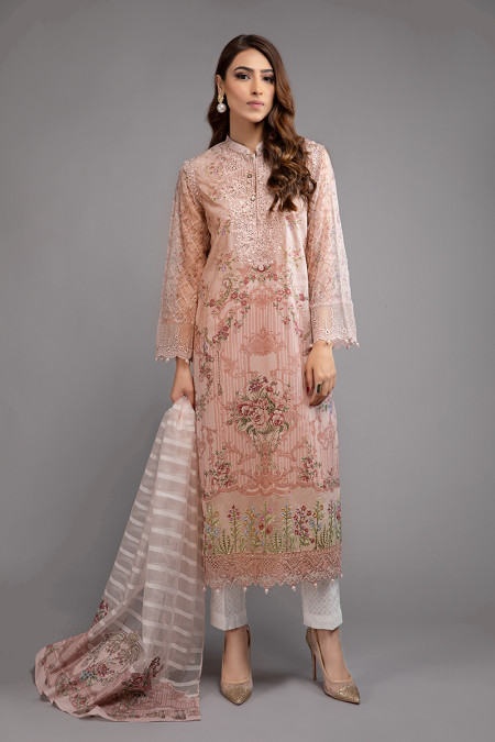 Suit Nude Pink DS-2002-A