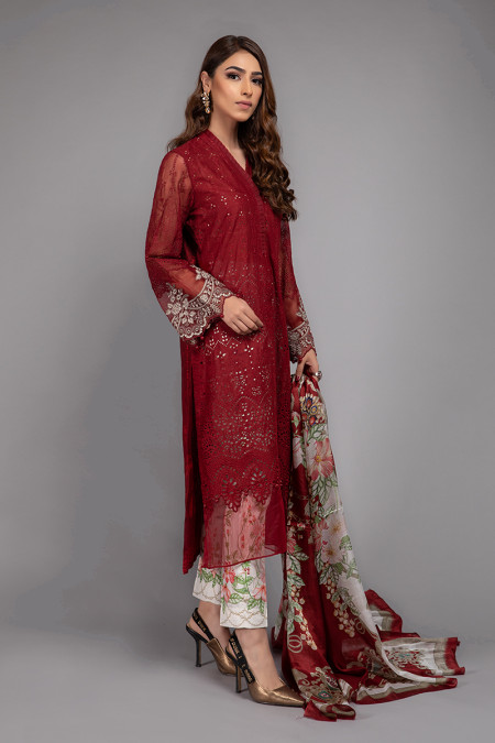 Suit Red DS-2004-A