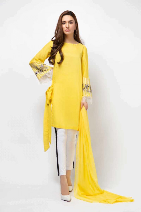 Suit Yellow DW-2177