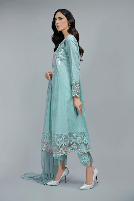 Suit Light Sea Green DW-SS20-10