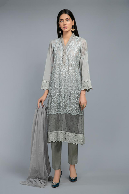 Suit Greyish Blue DW-SS20-13