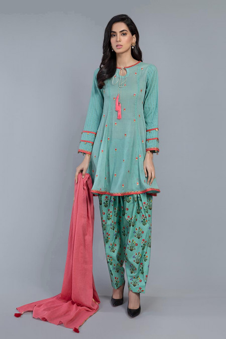 Suit Sea Green DW-SS20-19