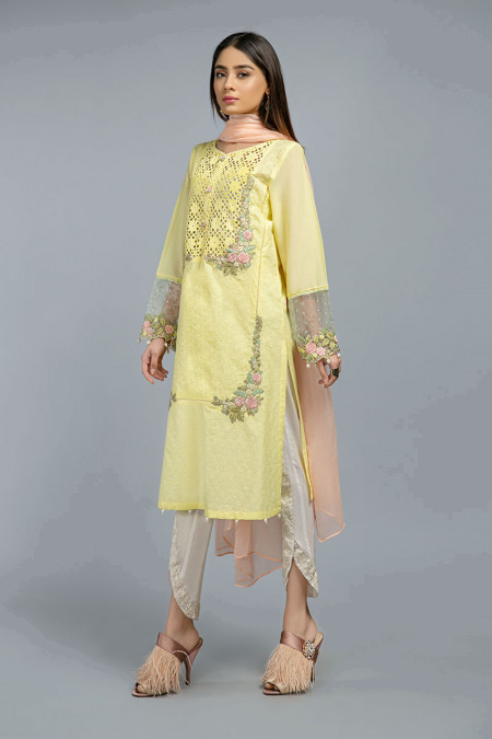 Suit Yellow DW-SS20-22