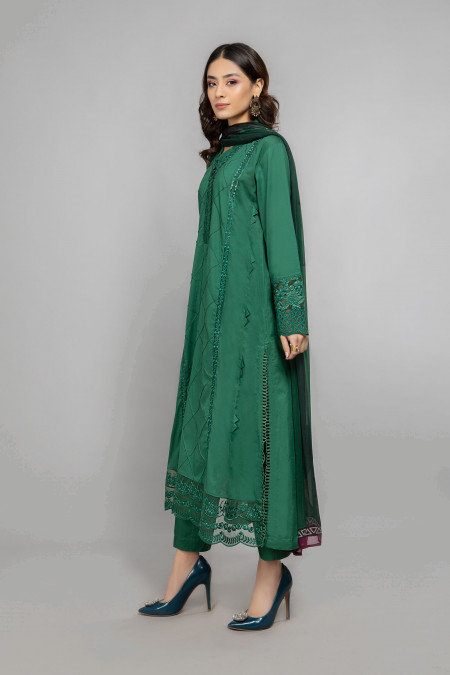 Suit Green DW-SS21-10