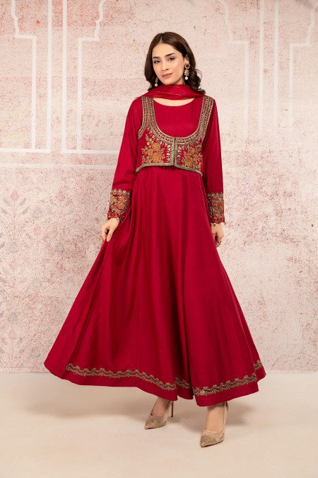 Suit Red DW-W21-13