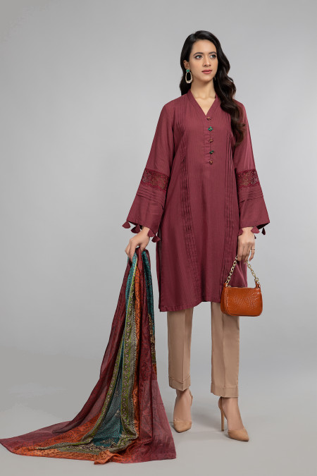 Suit Maroon MB-SS21-20