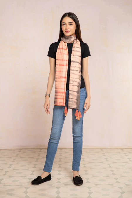 Scarf Pink MB-SS21-325