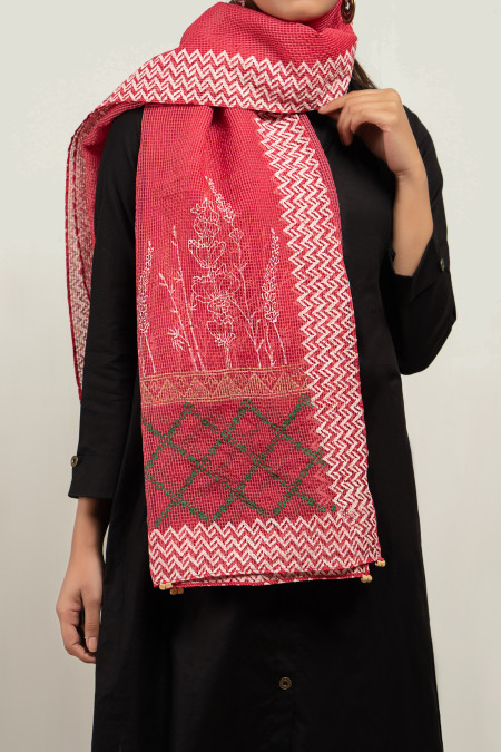 Scarf Pink MB-SS21-50