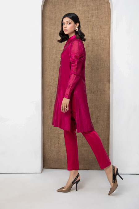Suit Pink MB-W21-03